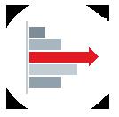 Velocidad del servicio 4G para empresas de Claranet