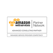 AWS Advanced COnsulting Partner y Managed Service Provider