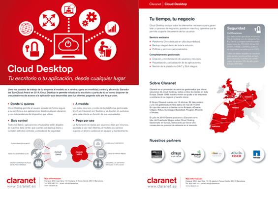 Cloud Desktop: tu workspace en la nube