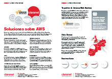 Soluciones sobre Amazon Web Services
