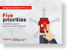 eBook: Five priorities to transform CX through technology