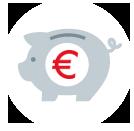 Costes previsibles del servicio de Cloud Connect de Claranet