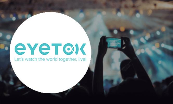 Eyetok conecta al mundo en vivo con AWS