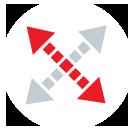 Flexibilidad del servicio de hosting de aplicaciones móviles