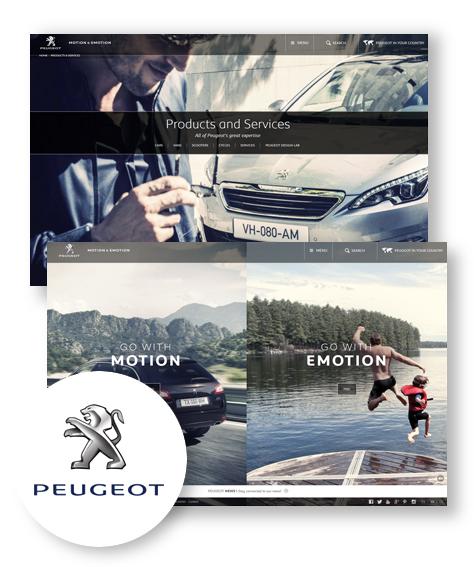 Peugeot - Caso de éxito de Industria
