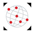 Conexión internacional del servicio de redes VPN de Claranet