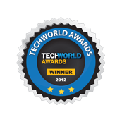 TechWorld Awards 2012 - Cloud/SaaS Producto del Año